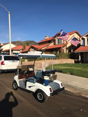 GOLF CART ELECTRIC CLUBCAR for Sale in San Bernardino, CA