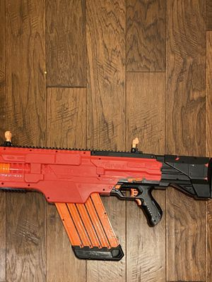 Nerf Rival Kahos MXVI-4000 for Sale in Tomball, TX