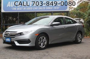 2016 Honda Civic Sedan for Sale in Fairfax, VA
