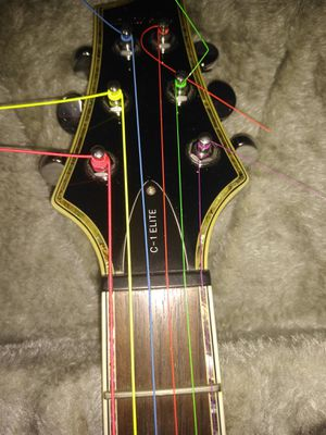Schecter C1-ELITE electric guitar for Sale in Long Beach, CA