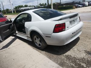Ford mustang 2000 2004 full parts out engine 3.8 for Sale in Opa-locka, FL