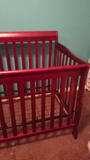 Crib to grow with for Sale in Orlando, FL