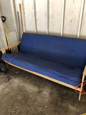 Wood Futon for Sale in Elgin, IL