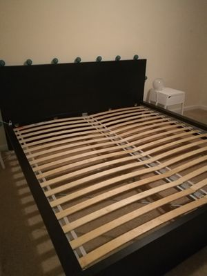IKEA king size bed frame for Sale in Washington, DC
