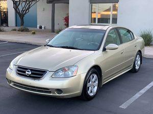 2003 Nissan Altima 2.5SL $1,650 obo for Sale in Mesa, AZ