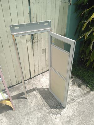 Pop up camper door for Sale in Pompano Beach, FL