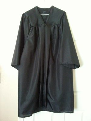 Black Graduation Gown for Sale in Lancaster, TX