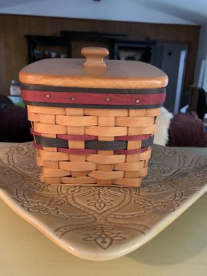 Small Longaberger Basket for Sale in League City, TX