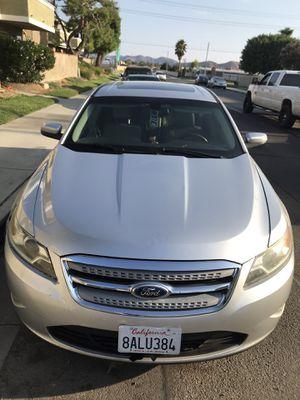 2011 Ford Taurus SEL for Sale in Hemet, CA