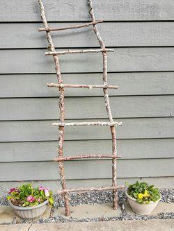 Garden Ladder~ Porch Decor ~ Trellis for Sale in Everett,  WA