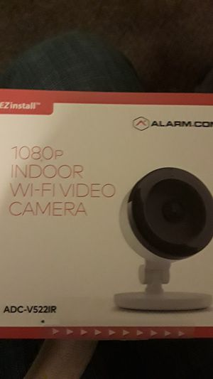 1080p Indoor wifi camera for Sale in Cleveland, OH