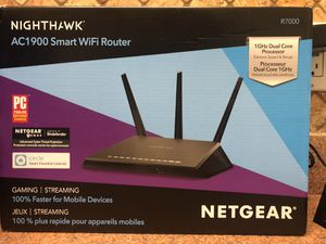 Smart wireless router with 5G and parental controls. for Sale in Lutz, FL