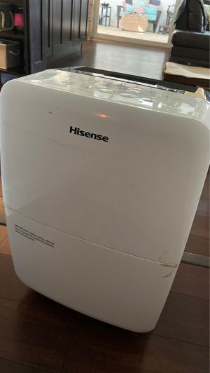 Hisense Dehumidifier 35pint for Sale in Fort Lauderdale, FL