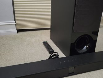 Sony Sound Bar System - Wireless Sub and Bluetooth for Sale in Oviedo,  FL