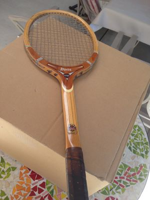 Vintage tennis racket for Sale in Upland, CA
