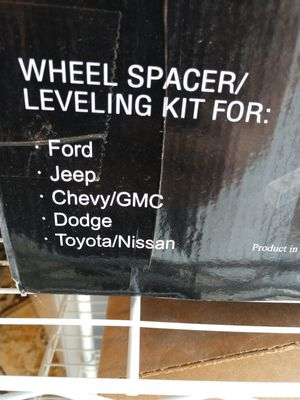 Spacer wheels toyota , nissan ford jeep for Sale in Silver Spring, MD
