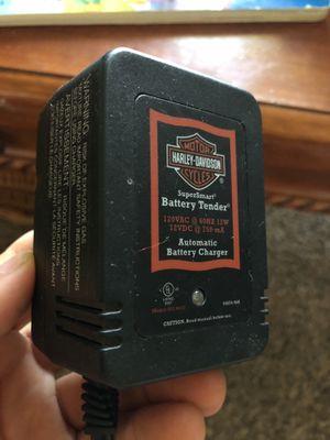 """12v """"Super Smart"""" Harley Davidson Battery Tender for Sale in Sanger, CA"""