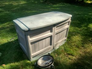 Suncast storage shed for Sale in Hopewell Township, NJ
