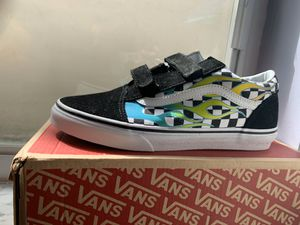 V flame old Skool Vans for Sale in Miramar, FL