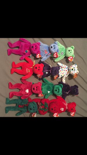 Bears Ty's beanie babies for Sale in Orlando, FL