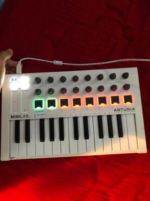 Arturia keyboard usb for Sale in Gaithersburg, MD