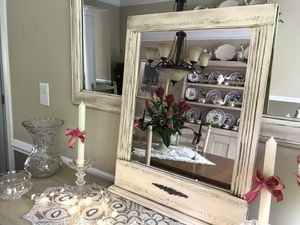 Refinished Shabby Mirror for Sale in Furlong, PA