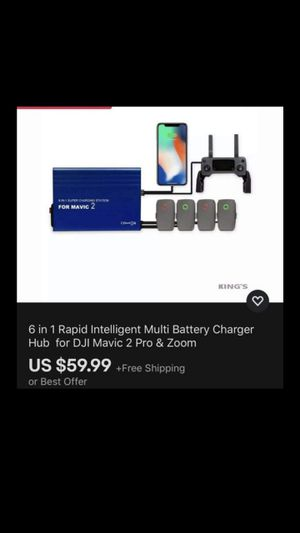 Drone battery charging hub for Sale in Monrovia, CA