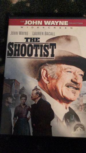 John Wayne dvd The Shootist for Sale in Hanover, PA