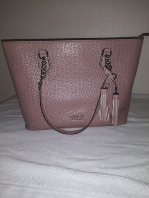 Guess Rose Gold Large Purse Hobo Bag for Sale in El Mirage, AZ