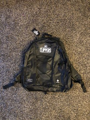 Los Angeles Clippers Backpack NEW Bag Supreme Nike Adidas for Sale in Los Angeles, CA