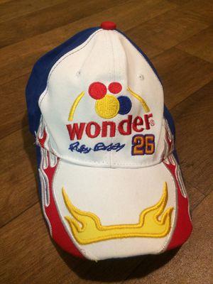 Talladega Nights Ricky Bobby Wonder Bread #26 Hat for Sale in Las Vegas, NV