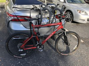 Giant full suspension NRS mountain bike! High end components! for Sale in Tampa, FL