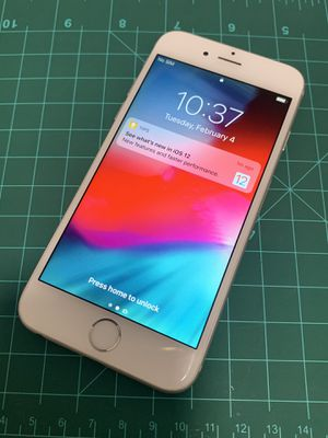 iPhone 6 64gb silver T-Mobile unlocked for Sale in Kirkland, WA