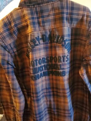 Harley davidson flannels and sweat shirt for Sale in Hidden Hills, CA