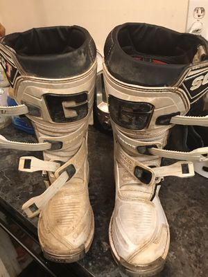Size 6 motocross boots 20$ for Sale in Bowie, MD