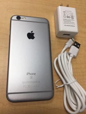 iPhone 6S 16gb UNLOCKED with 6 months warranty for Sale in Boston, MA