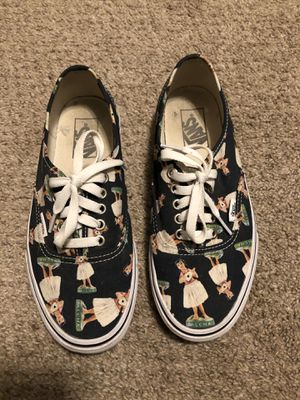 Vans - Aloha Hula Girl shoes for Sale in Monaca, PA
