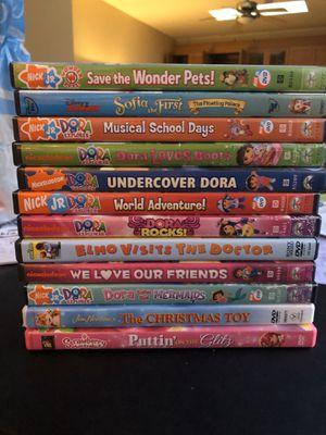 Kids DVDs for Sale in Bellevue, WA