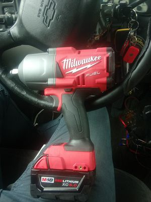 """1/2"""" Milwaukee impact wrench NEW for Sale in San Leandro, CA"""