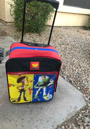 Kids Toy Story Suitcase for Sale in Avondale, AZ