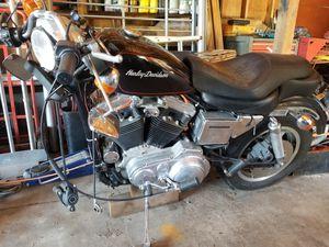 Harley's Davidson's 1200 sportster for Sale in Oroville, CA