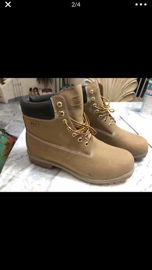State street waterproof men's work boots sz 13 for Sale in Spring Valley, CA