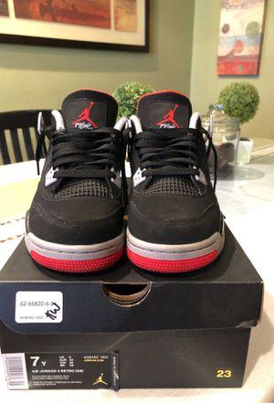Air Jordan 4 Retro size 7 for Sale in Los Angeles, CA