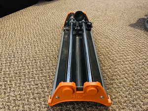 HDX CERAMIC TILE CUTTER 14 INCH for Sale in Strongsville, OH