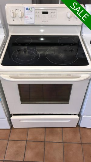 FREE DELIVERY!! Frigidaire CONTACT TODAY! Electric Stove Oven Self Cleaning #1500 for Sale in Fort Washington, MD