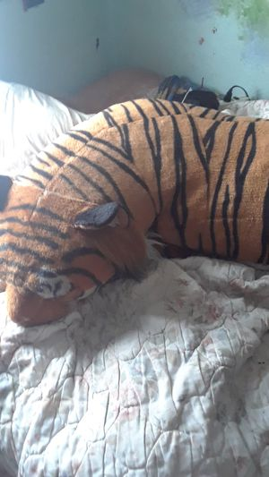 Big tiger stuffed animal for Sale in South Saint Paul, MN