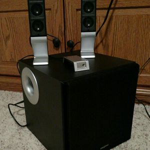 Creative I-TRIGUE 2.1 Stereo System for Sale in West Jordan, UT