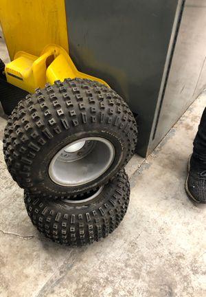 Tires/Garslile for Sale in Merced, CA