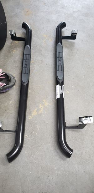 07-08 Tundra Westin running boards for Sale in Waldorf, MD