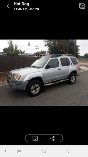 2001 Nissan Xterra 4x4 5 speed for Sale in El Cajon, CA